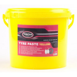 TECH YELLOW MOUNTING PASTE 1KG