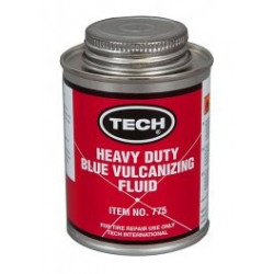 HEAVY DUTY BLUE VULCANIZING FLUID 235ml