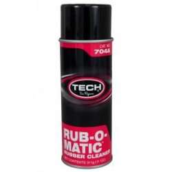 RUB-O-MATIC Pre-Buff Rubber Cleaner 336gr aerosol