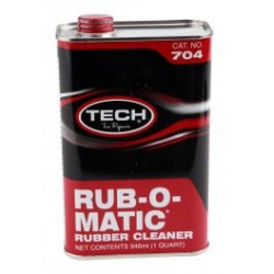 Rub-O-Matic Pre-Buff Rubber Cleaner 945ml