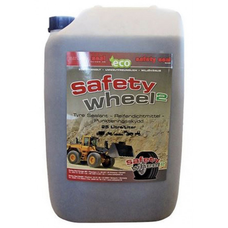 SAFETY WHEEL2 TYRE SEALANT 25L