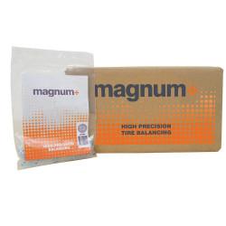 MAGNUM+ TIRE BALANCING BEADS BAG OF 6.5OZ/185G