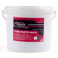 TECH WHITE MOUNTING PASTE 10KG