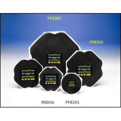 10 PIECES PHD3 100 mm 2 plies